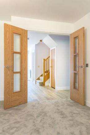 Lounge To Hallway