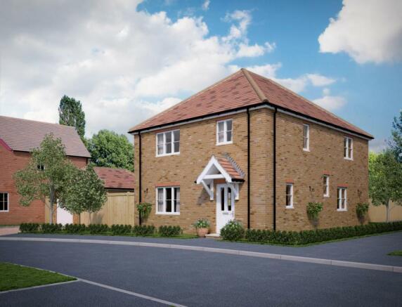 4 bedroom detached house for sale in plot 1 lancelot gardens pinchington lane greenham