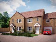 3 bedroom new property in Plot 8 Lancelot Gardens...