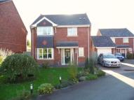 4 bed Detached property for sale in Y Clawdd, Llanymynech...