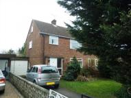 3 bed semi detached house in Windsor Close, Beverley...