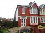4 bed semi detached home for sale in Caerphily Road, Cardiff...