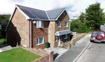 4 bed Detached home for sale in Taillwyd Road, Neath...