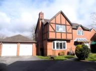 4 bed Detached property for sale in Llys Castell...