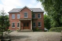 Detached house for sale in Leighbrow House, Preston...