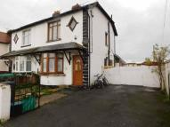 semi detached property for sale in Gaingc Road, Abergele...