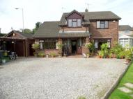 4 bedroom Detached house in Greenfields, Wrexham...