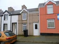 Terraced house in Machine Street, Amlwch...