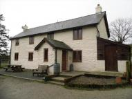 Detached home in Glan Yr Afon...