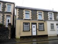 semi detached property in Aberfan Road...