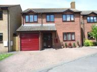 4 bed Detached home in Stephenson Close...