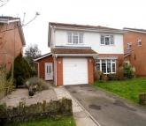 Detached house in Wyelands View, Chepstow...