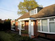 Detached Bungalow in Stoneley Road, Crewe...