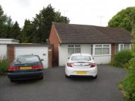 Semi-Detached Bungalow for sale in Station Road, Derby...