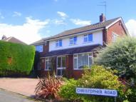 Detached home in Christopher Road...