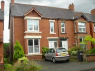 semi detached property in Llangollen Road...
