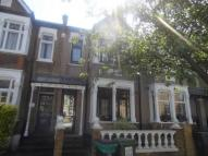 Terraced house in Chudleigh Road, Brockley...