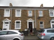 semi detached house in Park Street, Neath...