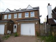 semi detached property for sale in Hughes Road, Ashford...