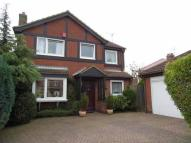 4 bed Detached house for sale in Station Road, Bourne...