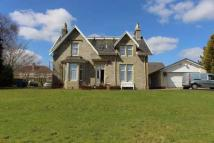 Detached home in Manse Road, Lanark...