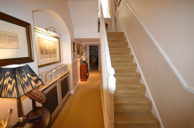 Downstairs Hall...
