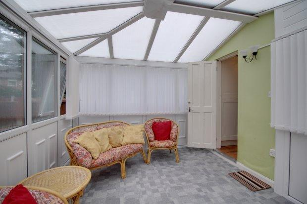 Rear Sun Room