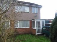 semi detached house for sale in Birch Court, Mold, Clwyd...