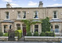 3 bed Terraced home in St. Johns Crescent, York...