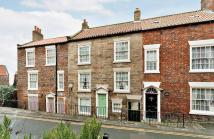 Terraced home for sale in Cliff Street, Whitby...
