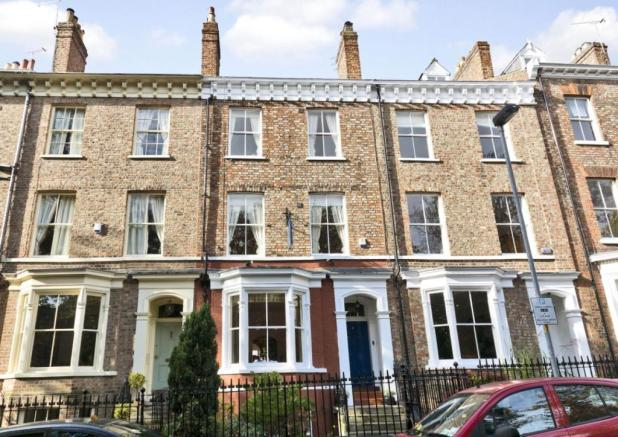 8 bedroom terraced house for sale in bootham terrace york for The terrace land and house