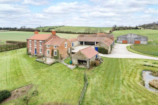 6 bedroom detached house for sale in prospect house farm for Modern house yorkshire