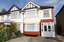 3 bed End of Terrace property in Springfield Drive...