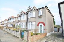 semi detached house in Donington Avenue...