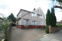 3 bed semi detached property in Dunspring Lane...