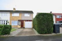semi detached home in Daylop Drive, Chigwell...