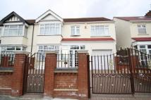 Ellesmere Gardens semi detached property for sale