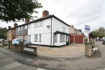 semi detached house in Gaysham Avenue...