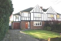 semi detached house for sale in Chigwell Park, Chigwell...