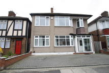 Detached property in Walden Way, HainaultIG6
