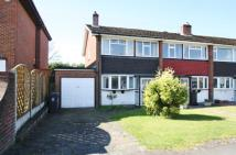 semi detached home in Maypole Drive, Chigwell...