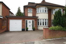 3 bed semi detached house for sale in Hanover Gardens...