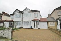 3 bed semi detached home in Clayhall Avenue, Ilford...