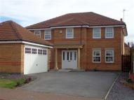 4 bedroom Detached property for sale in JOHNSON DRIVE, SCUNTHORPE