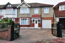 semi detached property for sale in MILL LANE, Romford, RM6