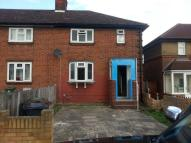 3 bedroom semi detached house in Crescent Road, Dagenham...