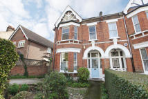 semi detached home for sale in Lowther Hill, London...
