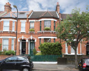 Terraced home in Wiverton Road, London...