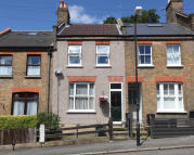 Terraced home for sale in Trenholme Road, London...