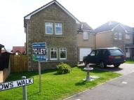 Detached property to rent in West Vows Walk, Kirkcaldy